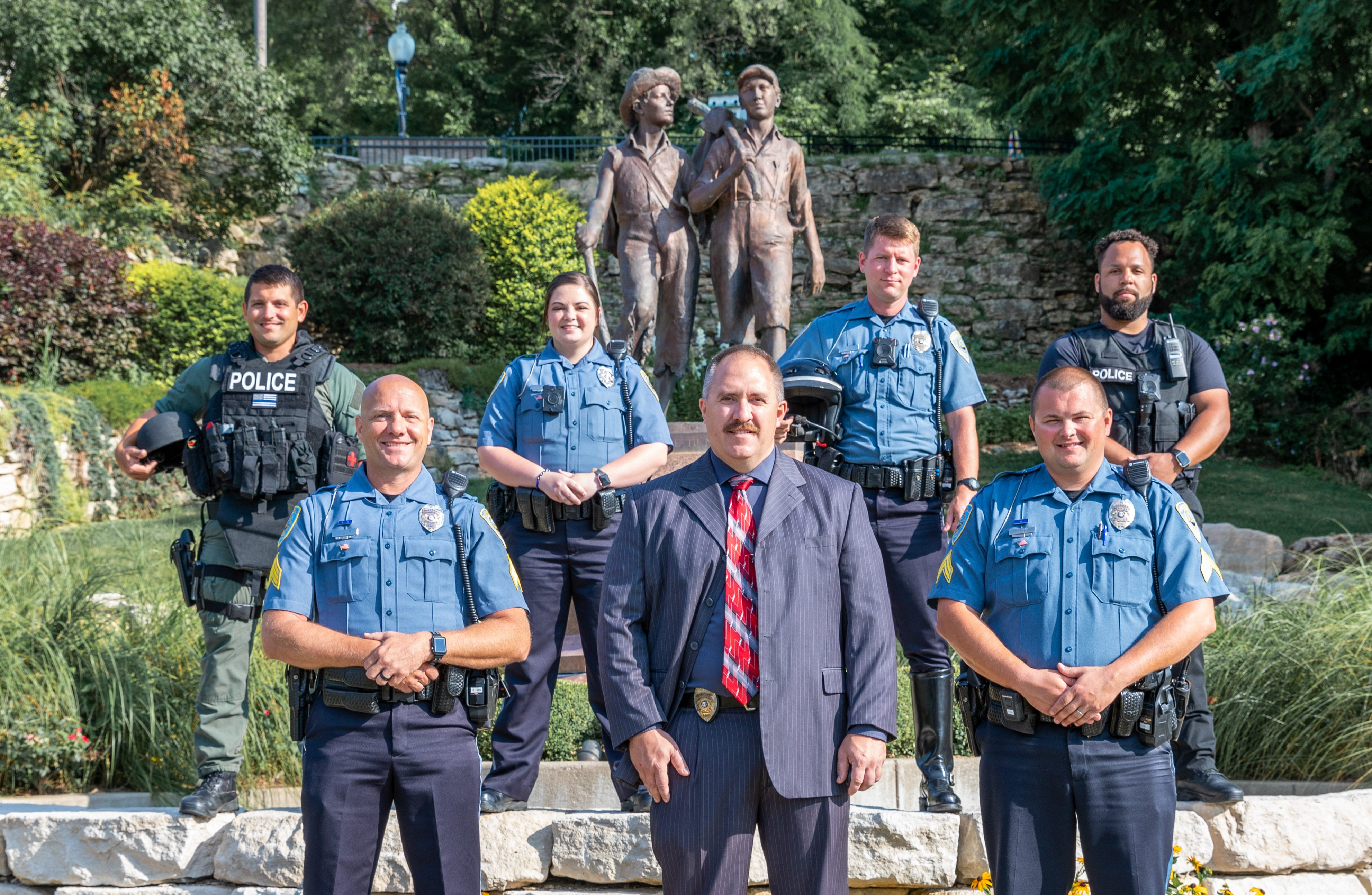 Employment for Hannibal Police Officers