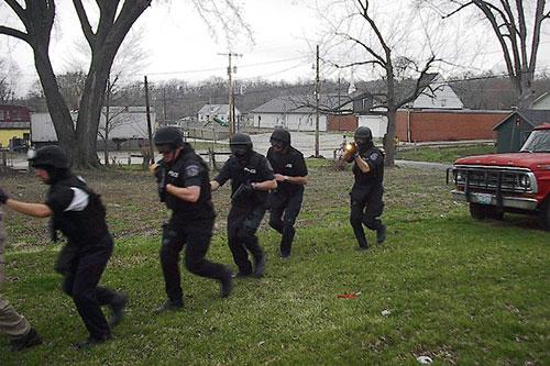 Special Response Team Raid
