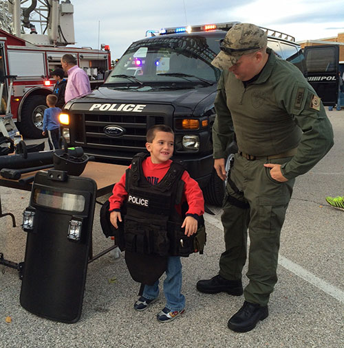 Big Truck Night - Hannibal Police Department
