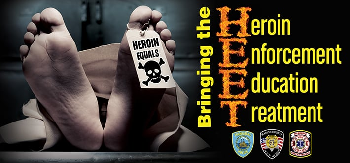 Bringing the HEET (Heroin Enforcement Education Treatment)