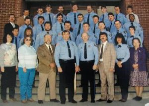 Hannibal MO Police 80s