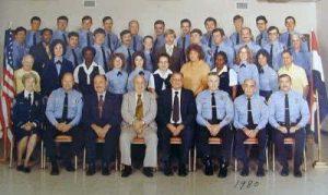Hannibal Police 1980