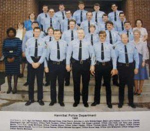Hannibal Police 1985