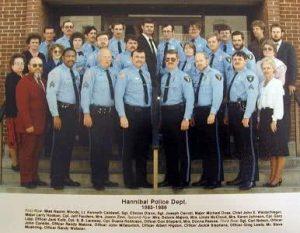 Hannibal Police 1985-86