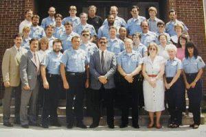 Hannibal Police 1990
