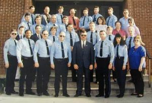 Hannibal Police 1992