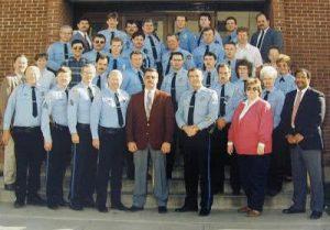 Hannibal Police 1993