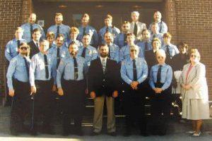 Hannibal Police 1994