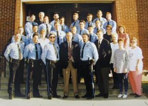 Hannibal Police 1995