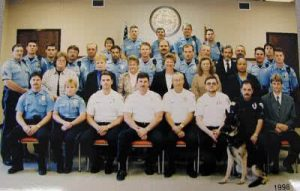 Hannibal Police 1998