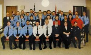 Hannibal Police 1999