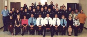 Hannibal Police 2001