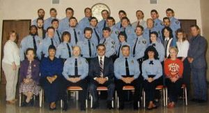 Hannibal Police Department 80s