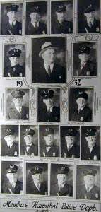 Hannibal Police Department Members