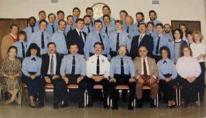Hannibal Police Dept 80s