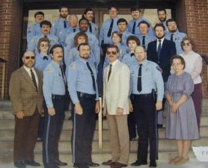Hannibal Police Force 80s