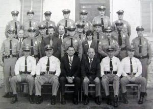 Hannibal Police Force Officers