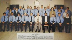 Hannibal Police Officers 80s