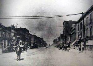Historic Hannibal MO Street