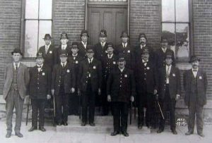 Historic Hannibal Police Officers