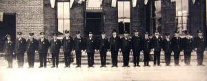 Historic Police Lineup