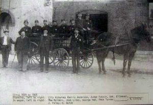 Police Horse Buggy
